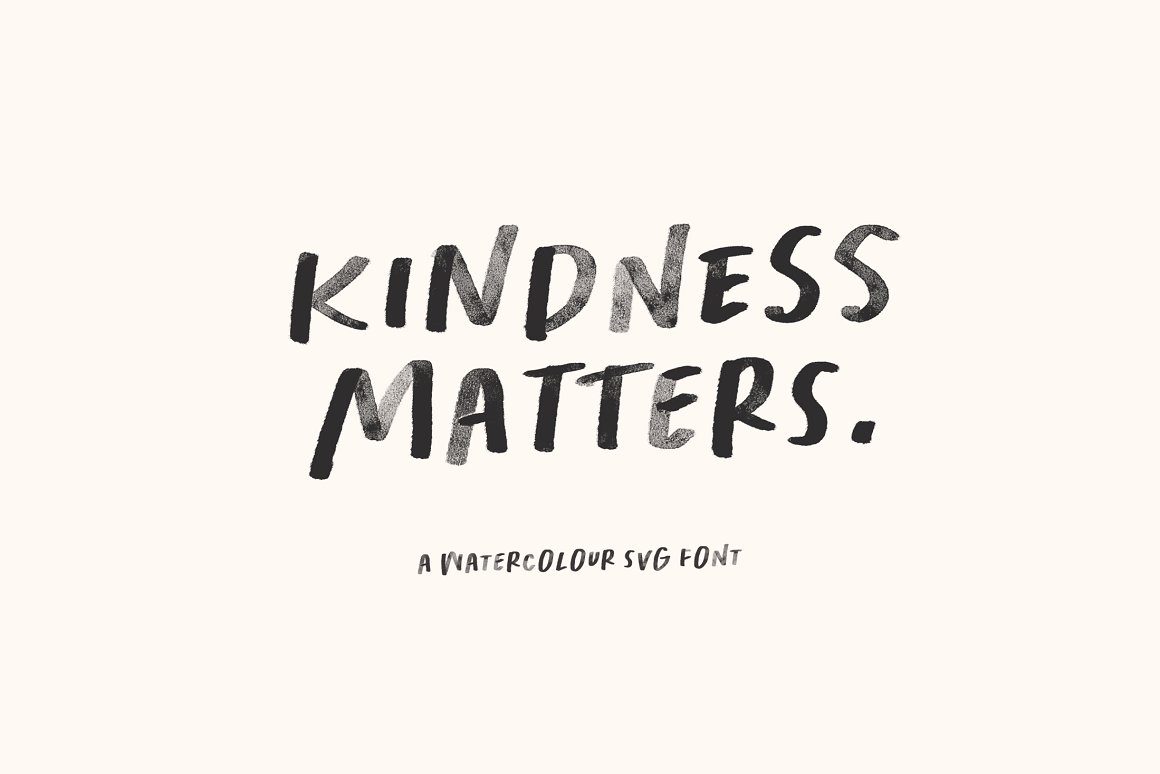 KindnessMatters 1 - Post