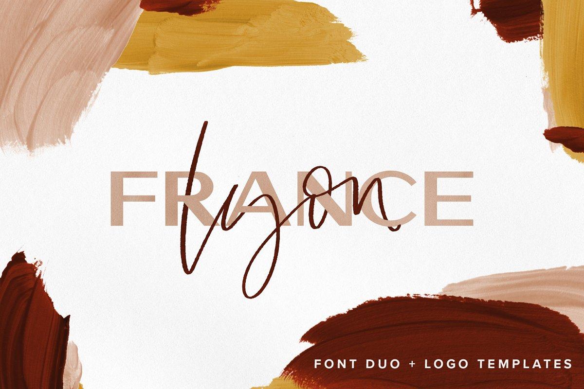 Lyon Font Family Free Download