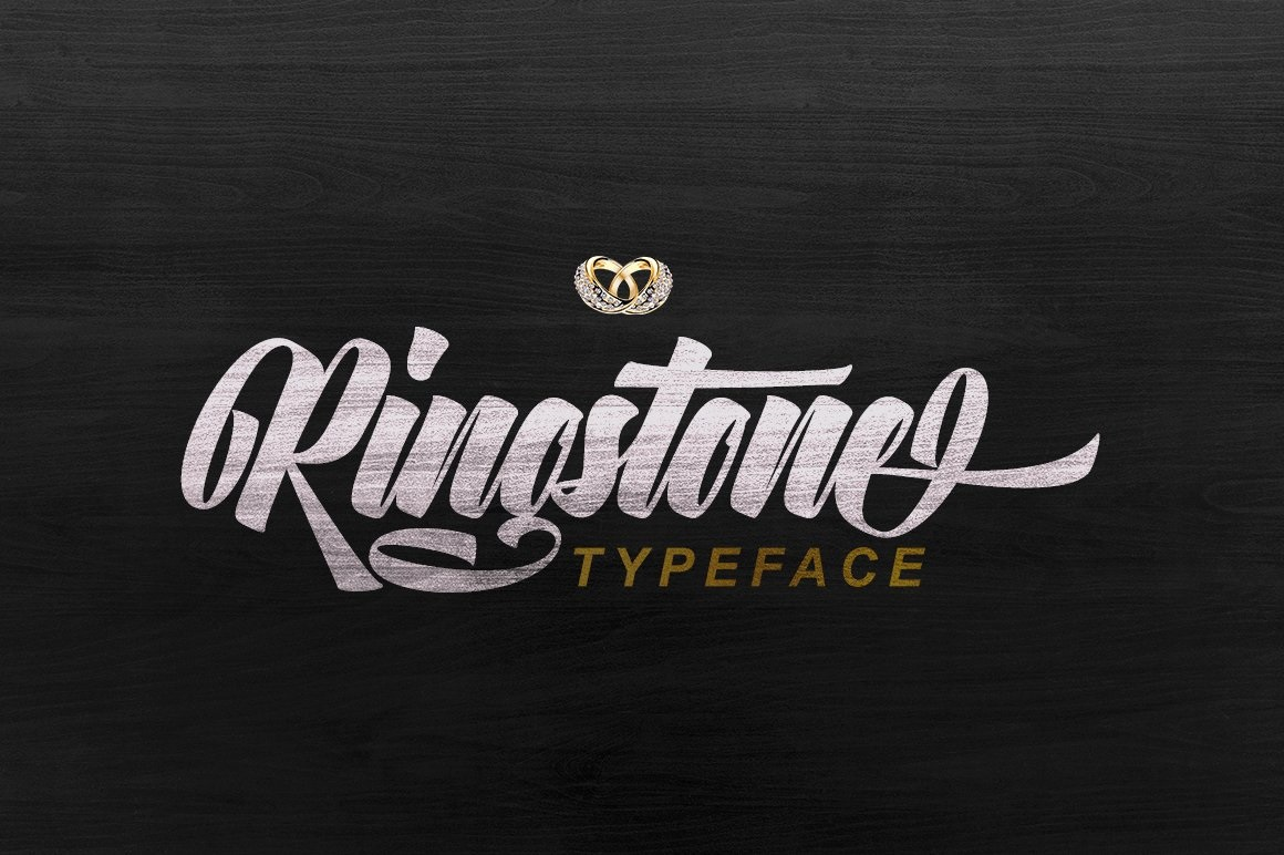 Ringstone Font Family Free Download
